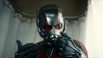 Ant-Man Official Movie Clip (2015) - Paul Rudd, Evangeline Lilly Marvel Movie