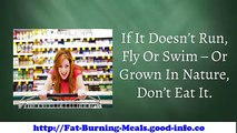 Fat Burning Foods, Best Way To Burn Fat, Burning Belly Fat, Easy Dinner Meals, Fat Burning Drinks