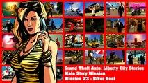 Biker Heat - GTA: Liberty City Stories Mission #23
