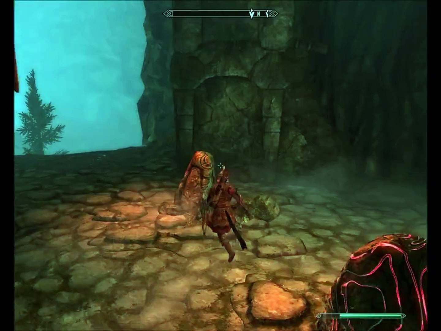 Skyrim Retrieve Horn Of Jurgen Windcaller Help Red Stone Puzzle Tips Video Dailymotion