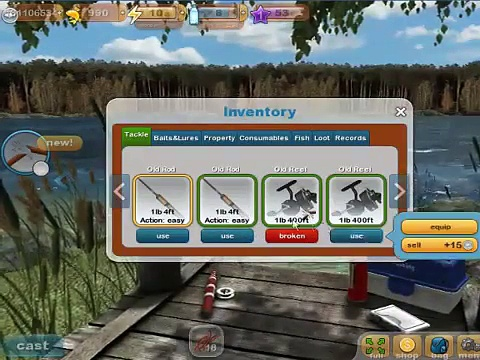 Fishing Paradise 3D Hack Coin&Exp