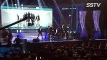 SSTV [141117] EXO K Sorry Sorry + Mama Cut ver @ Korean Pop Culture & Art Awards