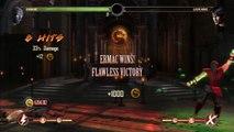Mortal Kombat - MK1 Ermac VS. MK1  Noob Saibot (CLASSIC BATTLE)
