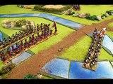 Battle 24. Battle of the Boyne 1690. League of Augsburg 25mm.