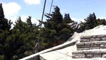 Crossing Grandfather Mountain Mile High Swinging Bridge - High Definition