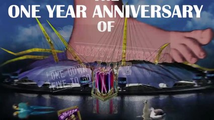 "YOUTUBE COMPETITION TO CELEBRATE 1 YEAR ANNIVERSARY OF ""MONTY PYTHON LIVE (MOSTLY)"""