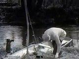Bourvil et De Funès à la pêche...