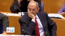 Emile Roemer loopt weg uit debat met Geert Wilders
