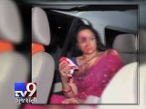Hema Malini injured in road accident in Jaipur, child killed - Tv9 Gujarati