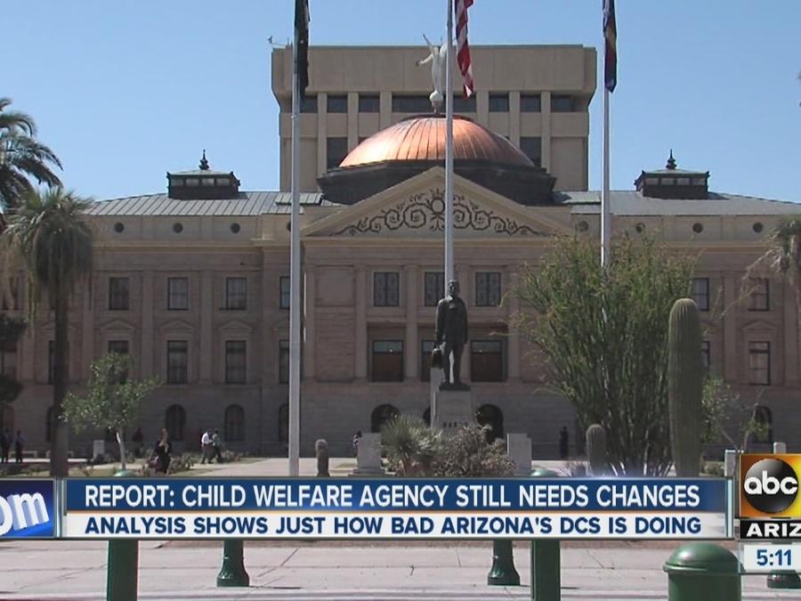 Child welfare agency still needs change