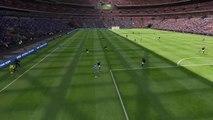 Fifa 15 Ultimate Team Goals Amazing Aguero Scissor Kick!