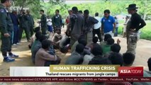 Thailand rescues 200 migrants from jungle camps