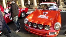 Rallye Historique Monte-Carlo 2012