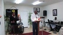 Rev. Harris Sings Old Time Gospels Songs   Pt. 1