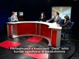 Bobi Hristov host Election TV debate, Alsat- M TV