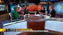 Female athletic directors on challenges for women in sports