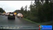 Ford Focus Crash Compilation