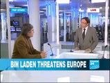 Ben Laden threatens Europe