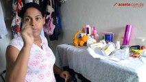 El terrible delito de vivir en un barrio marginado de Santo Domingo
