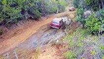 cosinus trou du chinois 4X4 east coast jeep club double pont