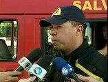 Acidente com ônibus escolar no Eixo Monumental fere oito crianças