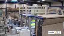 RCi02 VANDEWIELE Carpet weaving machine