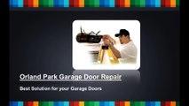 Get Fast Garage Door Repair service In Orland Park IL
