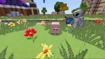 Zapping de Minecraft #3 - [Sketch, Humour, FR] - Skrallox