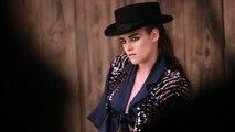 Making of the CHANEL Métiers d'Art Paris-Dallas advertising campaign featuring Kristen Stewart