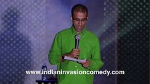 Condoms too big for Indian men? - Indian Stand Up Comedy DVD- Rajiv Satyal
