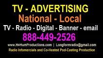 How to buy ads on Ryan Seacreast Radio+Top 40 Countdown+Video
