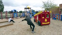 Quasimodo Training - Rilla Hops - Parkour | Freerunning