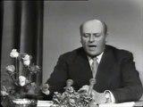 Kongens tale ved fjernsynets åpning