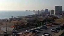 Sirenas de alerta de Tsunami en Iquique