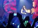 Capodanno 2012 Roma - Laura Pausini trasforma il Palalottomatica in una discoteca!