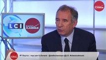 François Bayrou, l'invité de Guillaume Durand sur LCI-Radio Classique - 010715