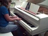 Recuerdos de la Alhambra ~ Solo Piano Arrangement by Debbie Center