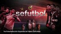 Iker Casillas destroyed by Sergio Ramos scissor kick
