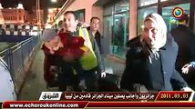 3.800 ressortissants Algériens Rapatriés de Libye vers Alger