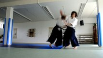 Aikido Ukemi Tutorial / Advanced Ukemi / Soft High Fall