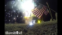 Fireworks Toilet Explosion! Happy 4th of July!