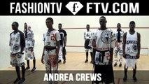 Andrea Crews Spring/Summer 2016 Show | Paris Men's Fashion Week | FashionTV