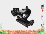 TopOutdoor Military Tactical 1x32 Red Green Dot Sight Scope With 20mm QD Mount for Airsoft