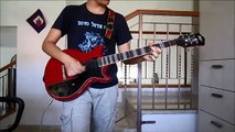 Red Hot Chili Peppers - Dani California - Guitar Cover