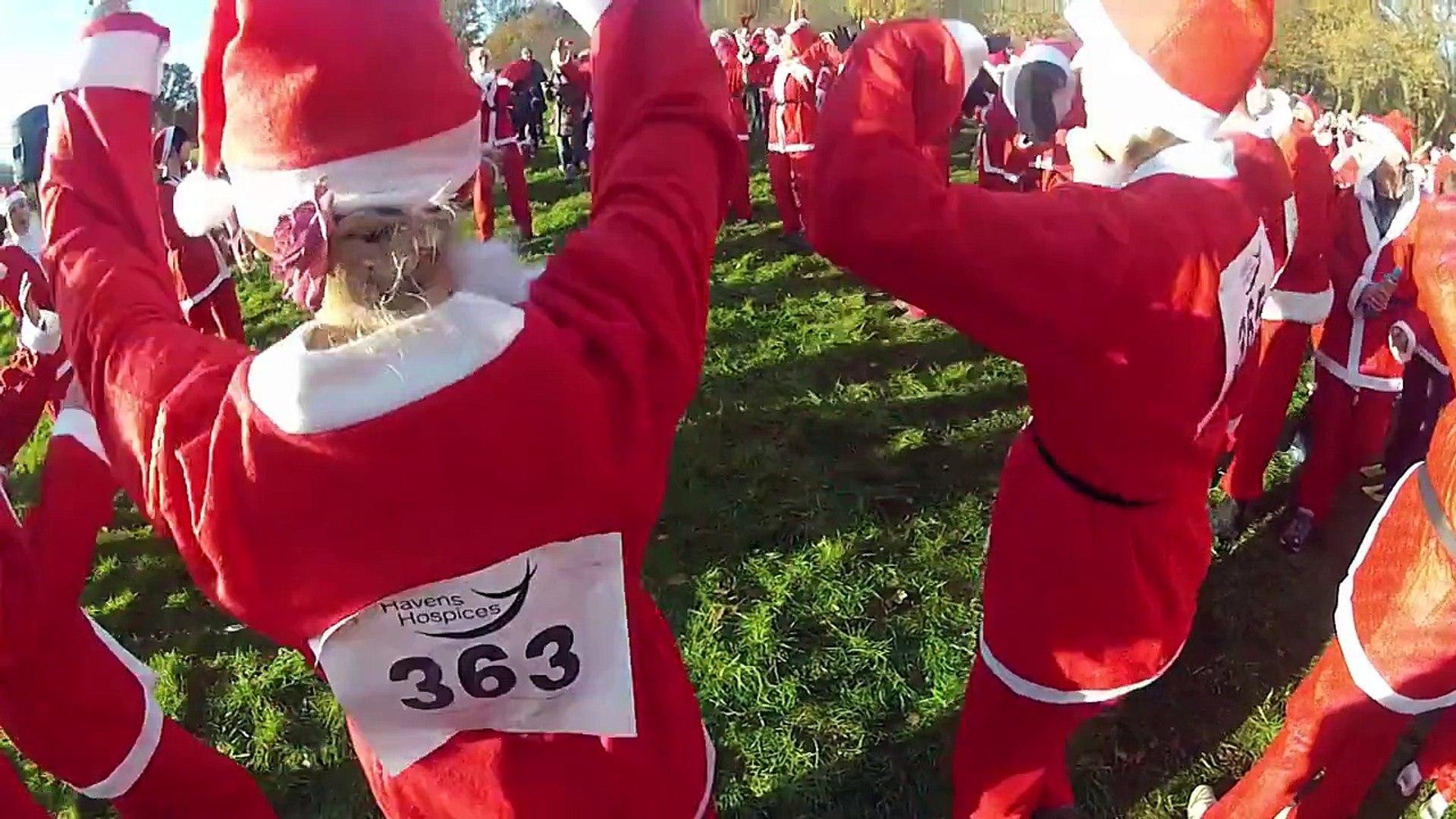 Run Santa Run 2013