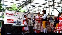 Plzen     CIOFF International folklore festival 2010