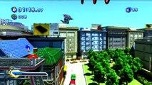 Sonic Generations Mod: CGI Sonic v2