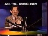 """Les Guignols de l'info : pilote """"Les Arènes de l'info"""" (1988)"""