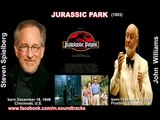 """Jurassic Park (1993): """"Welcome To Jurassic Park"""" by John Williams"""