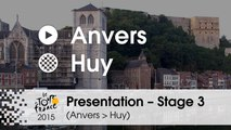 Presentation - Stage 3 (Anvers > Huy): by Rik Verbrugghe – IAM Cycling manager